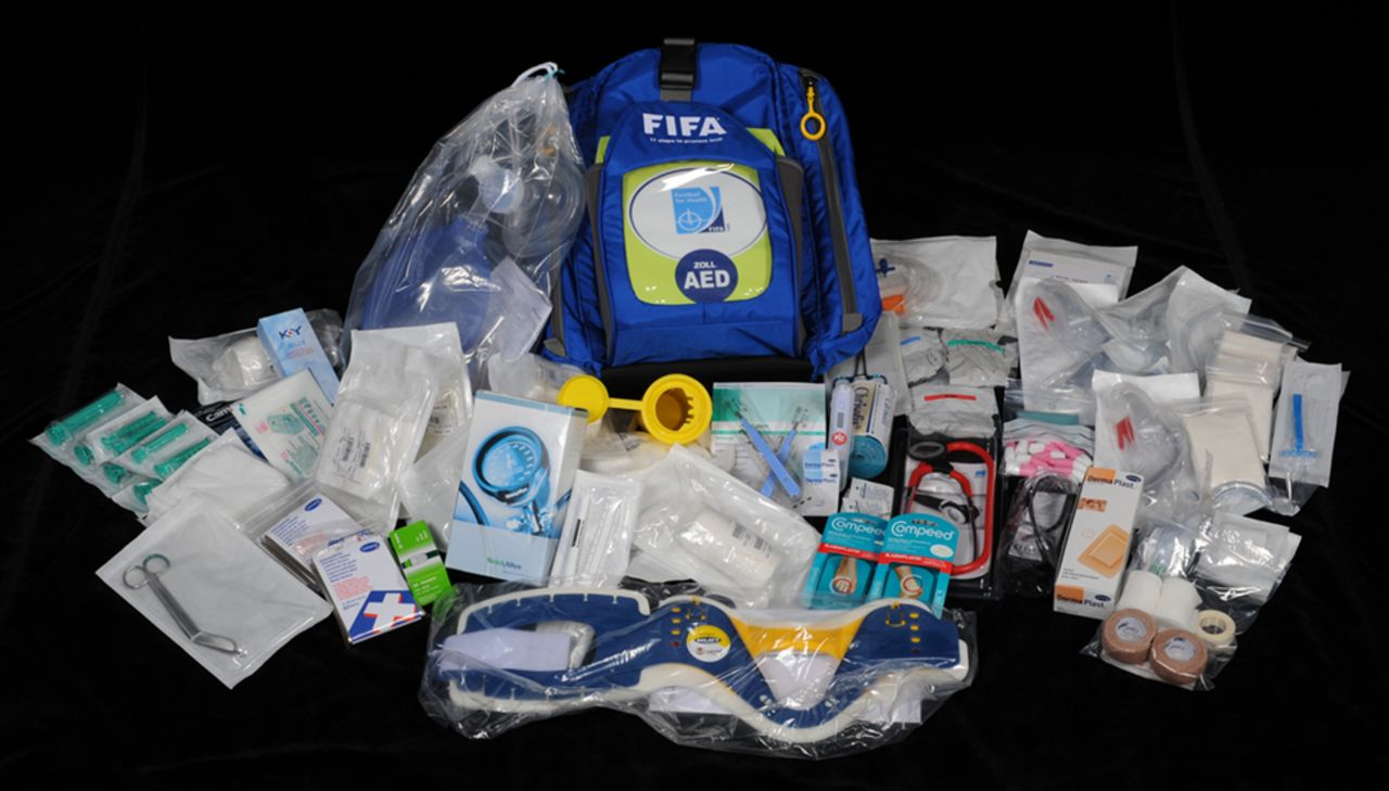 FIFA Medical Emergency Bag
