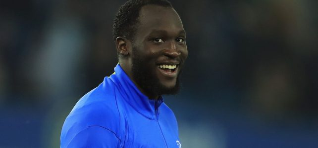Romelu Lukaku Ucapkan Terima Kasih Kepada Everton